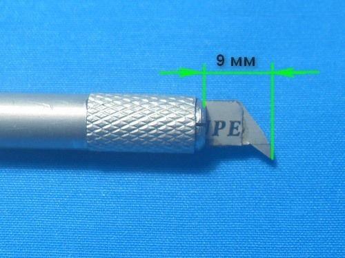 Расшивка 0,1 мм? Легко! или Самый доступный скрайбер