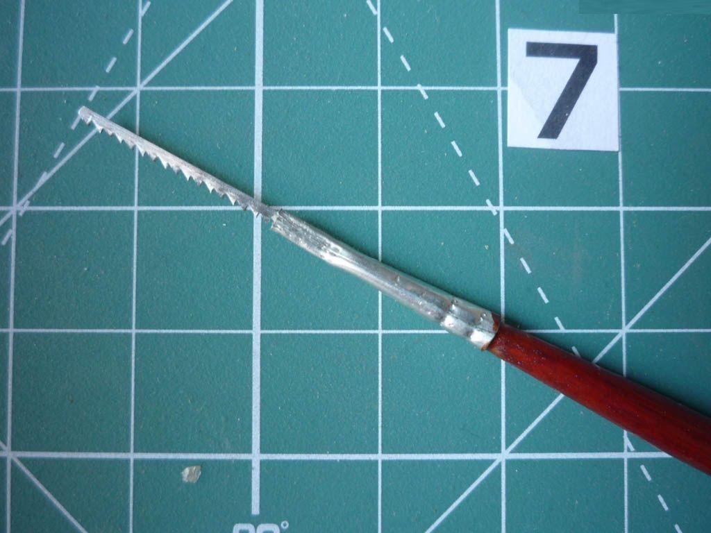 Ручные мини-пилки в моделизме